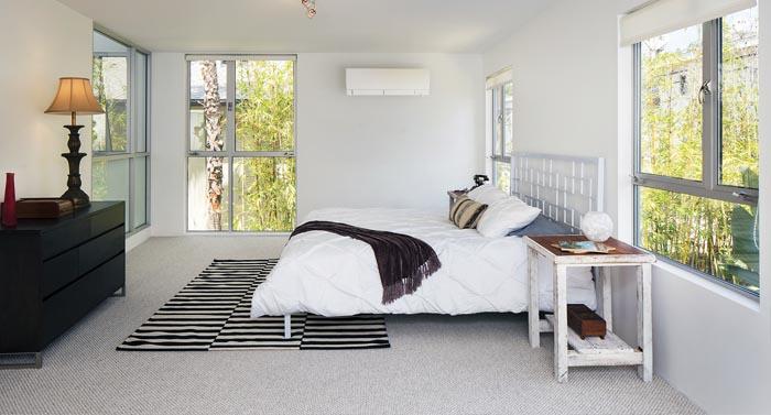 bedroom aircon